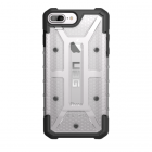 Зображення Чохол Urban Armor Gear iPhone 7/6S Ice (Transparent) (IPH7/6S-L-IC)