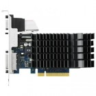Зображення Відеокарта Asus GeForce GT730 2GB DDR3 Silent low profile (GT730-SL-2GD3-BRK)