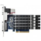Зображення Відеокарта Asus GeForce GT710 1GB DDR3 low profile silent (710-1-SL)